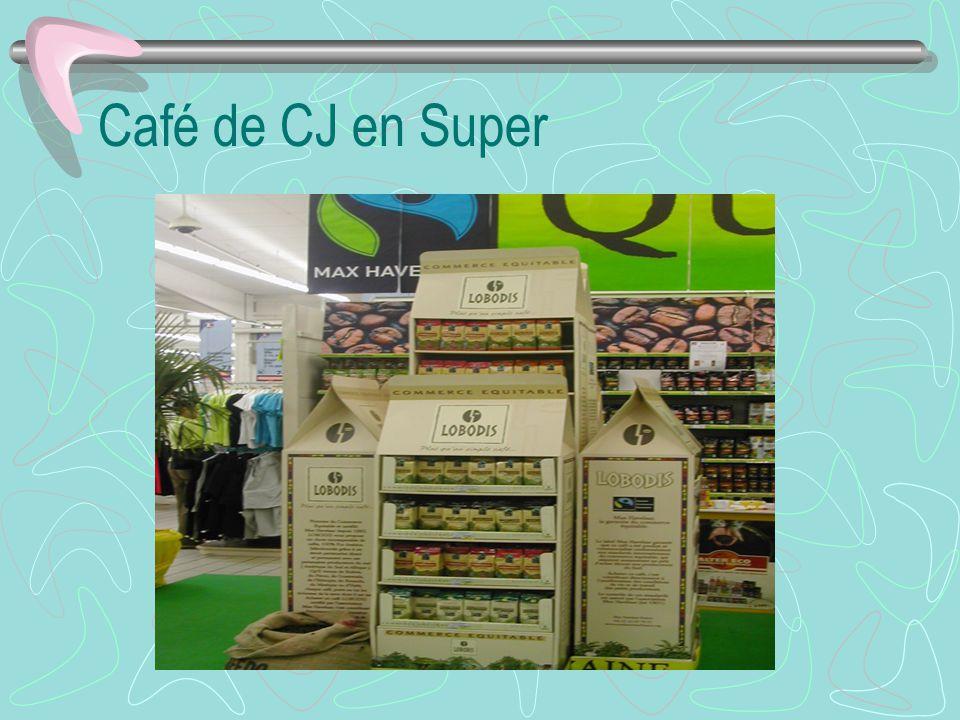 Café de CJ en Super