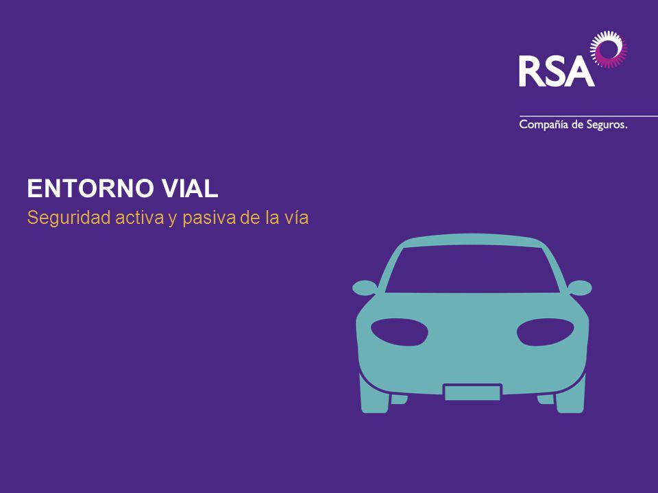 3 SEGURIDAD PASIVA Son todos los elementos, conjuntos y sistemas que hacen parte de la vía y que ayudan a minimizar las consecuencias en los usuarios por ocasión de un accidente.