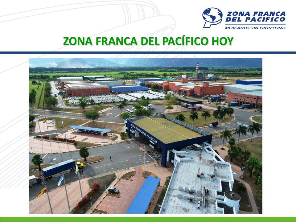 ZONA FRANCA DEL PACÍFICO HOY