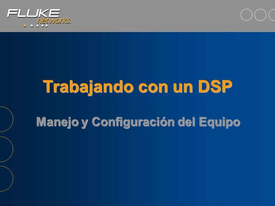 09 de Junio de 2014Fluke Corporation - José M. Bonilla Transmit Output Receive Input El receptor debe reconocer la señal atenuada Distorsión combinada