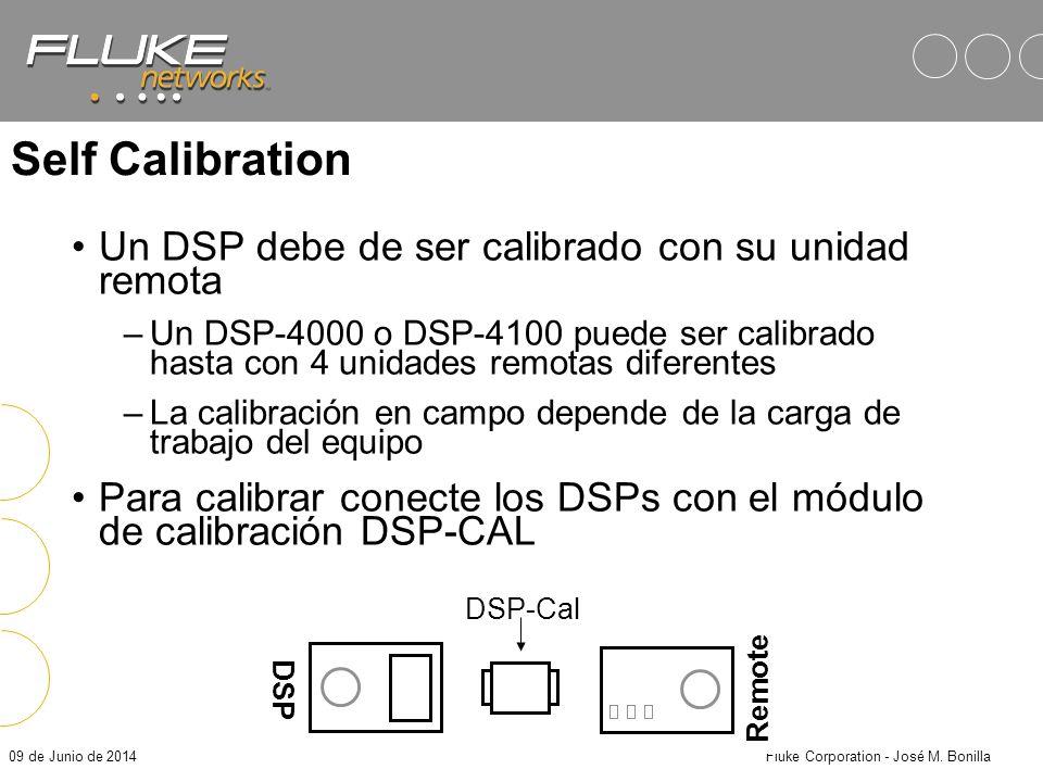 09 de Junio de 2014Fluke Corporation - José M. Bonilla Single Test Utilizado para resolver problemas Permite correr cualquier prueba disponible en Aut