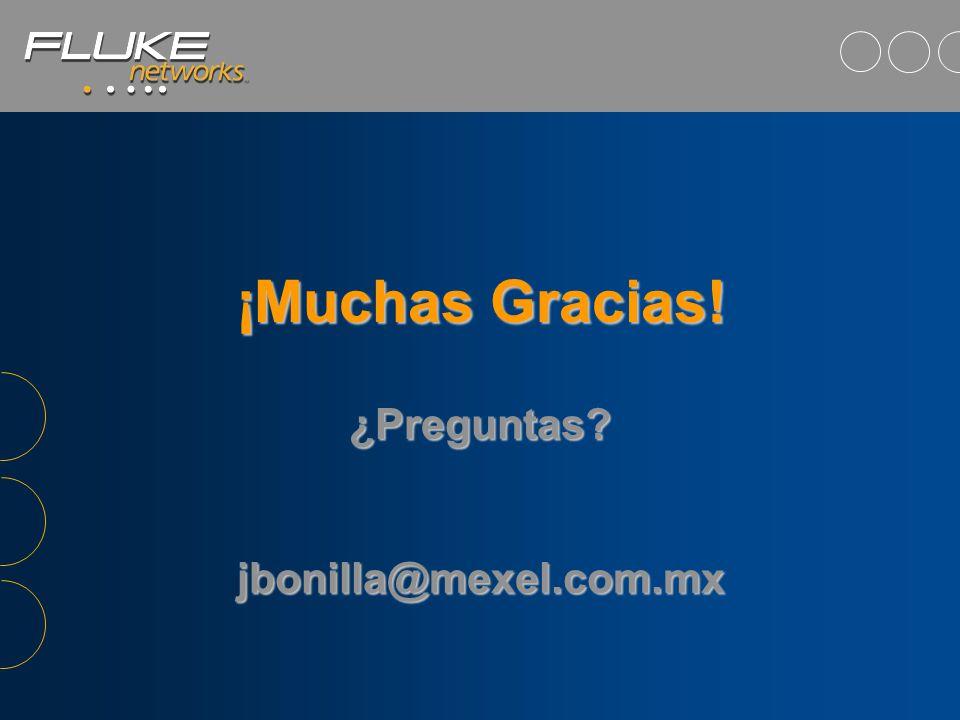 09 de Junio de 2014Fluke Corporation - José M. Bonilla El DSP-4000 está construido sobre una plataforma digital que asegura su compatibilidad con los