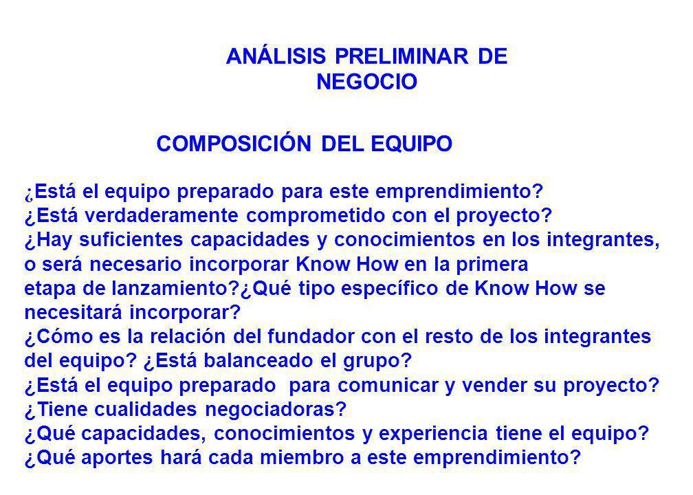 ANÁLISIS PRELIMINAR DE NEGOCIO RIESGOS Y PROBLEMAS ¿ Qué problemas pueden aparecer a lo largo de la implementación del proyecto.