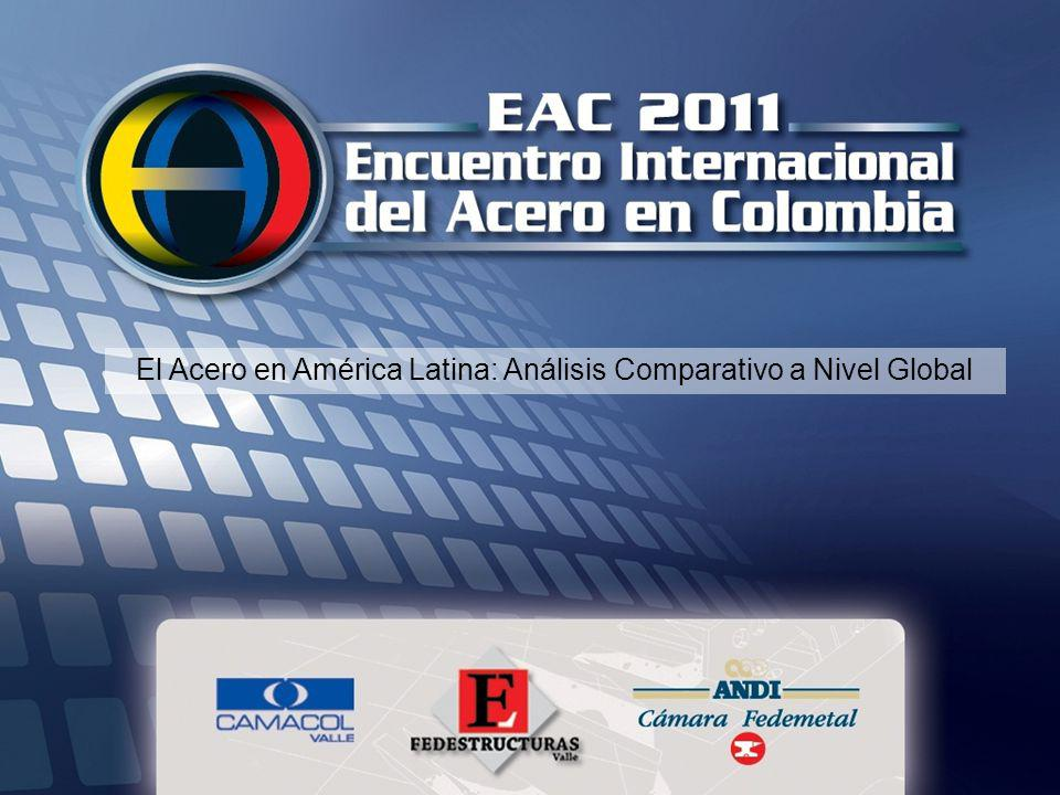 Destinos en América Latina Fuente: GTIS / WTA / ILAFA Toneladas