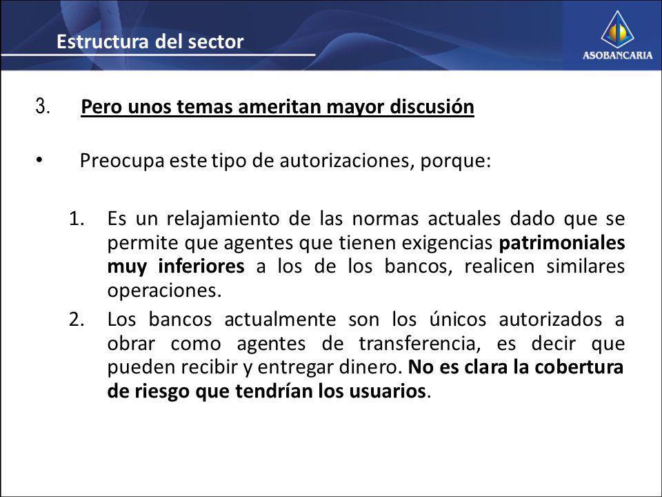 Estructura del sector 3.