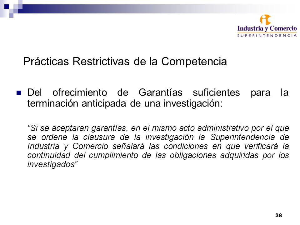 39 Disposiciones Procedimentales Intervención de Terceros.