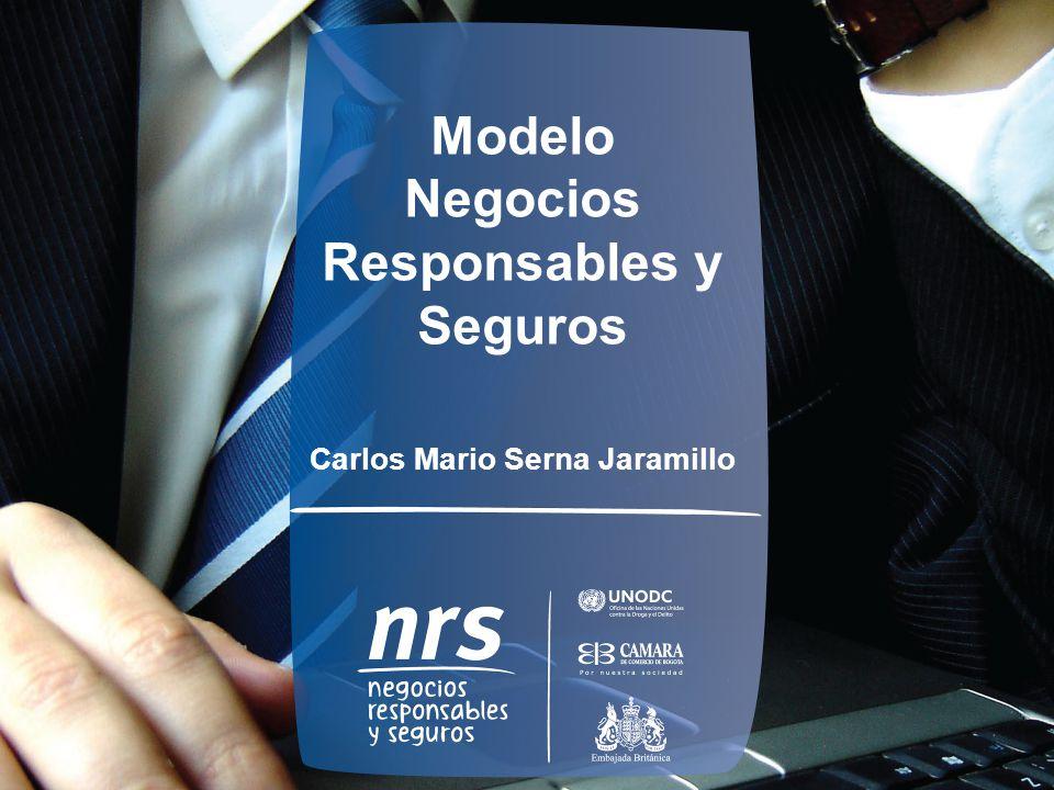 Modelo Negocios Responsables y Seguros Carlos Mario Serna Jaramillo