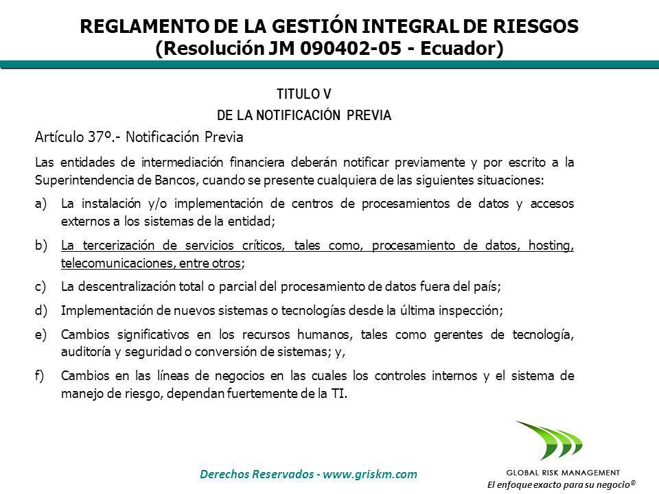 Derechos Reservados - www.griskm.com El enfoque exacto para su negocio © INFORMACIÓN CONFIDENCIAL: PARTICIPANTES Contratante Contratado y Sub contratado Contrato