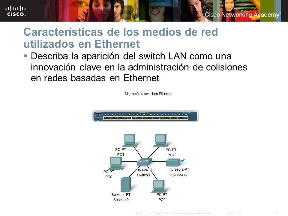 5© 2007 Cisco Systems, Inc.