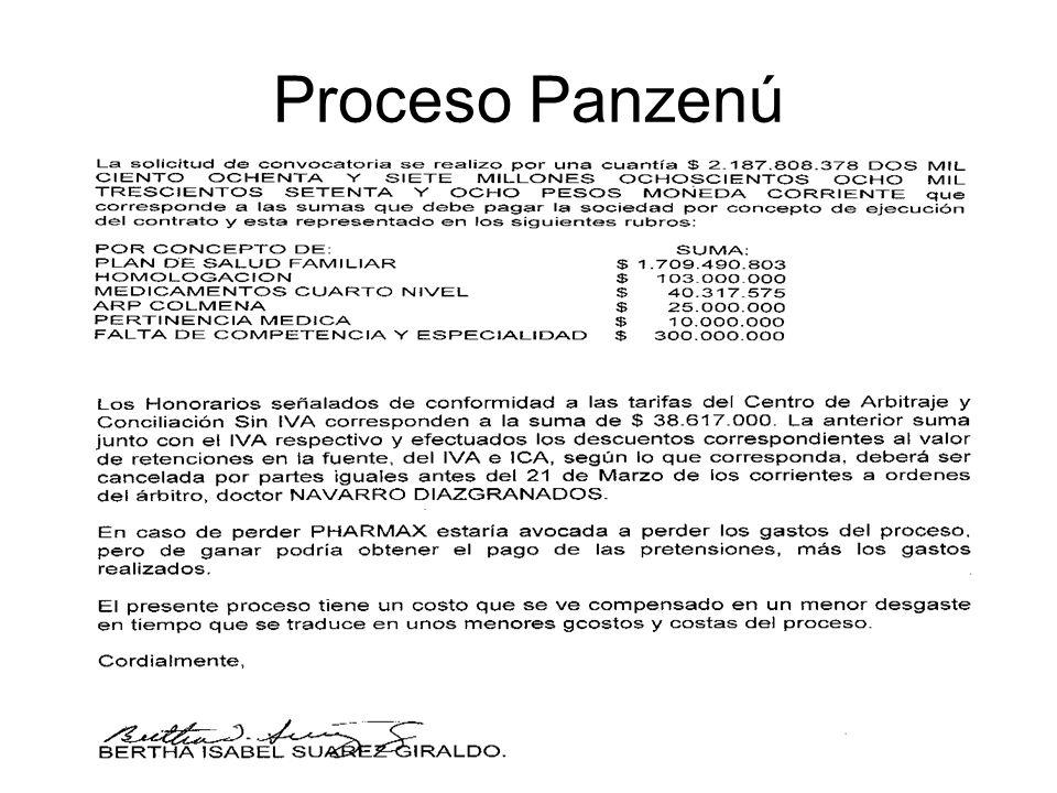 Proceso Panzenú