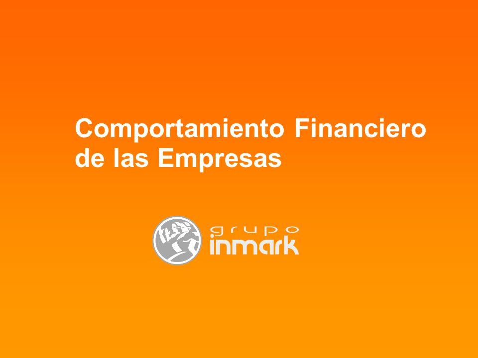 30 Comportamiento Financiero de las Empresas