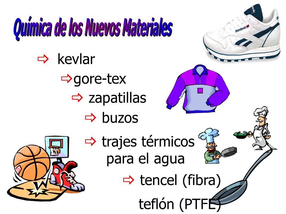 kevlar gore-tex zapatillas buzos trajes térmicos para el agua tencel (fibra) teflón (PTFE)