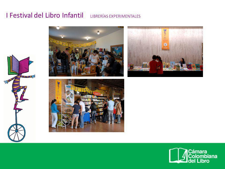 I Festival del Libro Infantil EVENTOS EDITORIALES