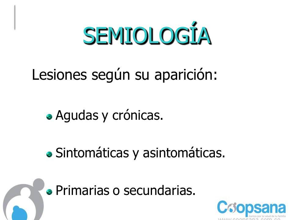 SEMIOLOGÍASEMIOLOGÍA PETEQUIAS PETEQUIAS