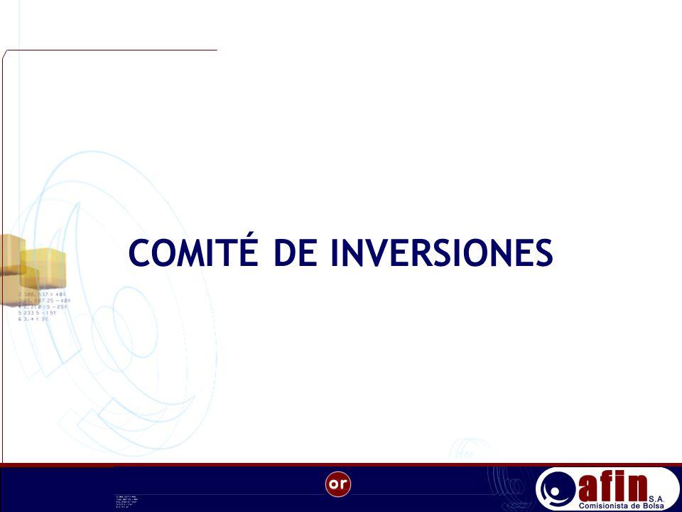 COMITÉ DE INVERSIONES