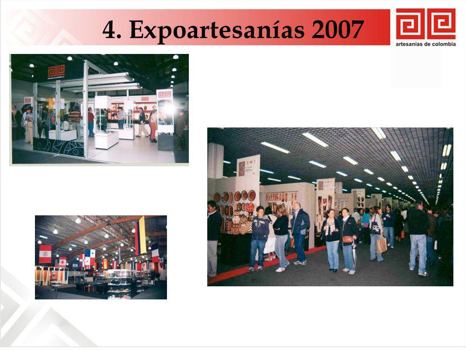 4. Expoartesanías 2007