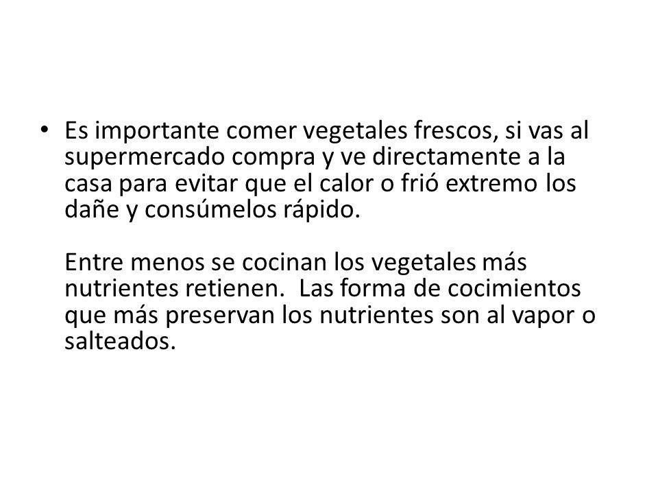 Consejo: Evita usar condimentos artificiales y usa vegetales para dar sabor como el tradicional sofrito de tomate, cebolla y ajo.