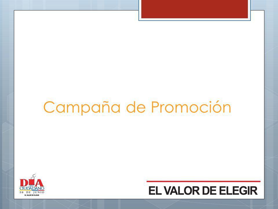 Campaña de Promoción
