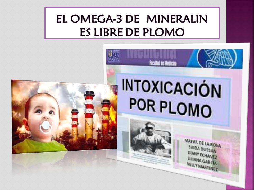 EL OMEGA-3 MINERALIN AYUDA A BAJAR LA PRESION