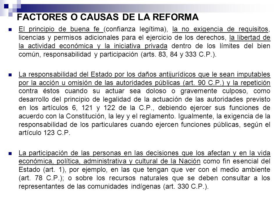 Medios de control Art.144. Protección de derechos e intereses colectivos (Ley 472 de 1998).