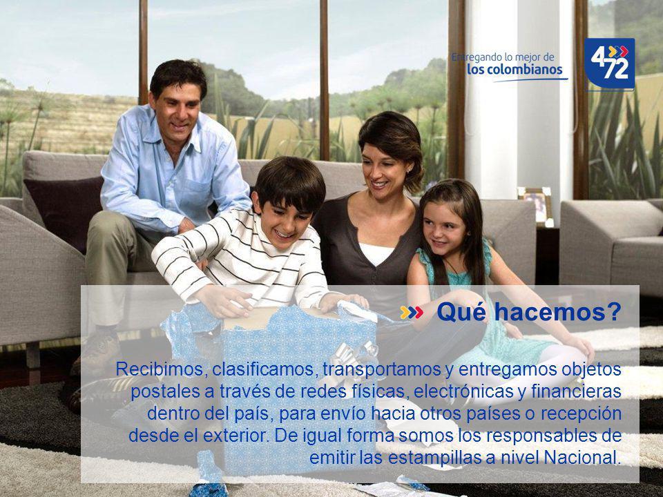 Servicios Postales Nacionales S.A.