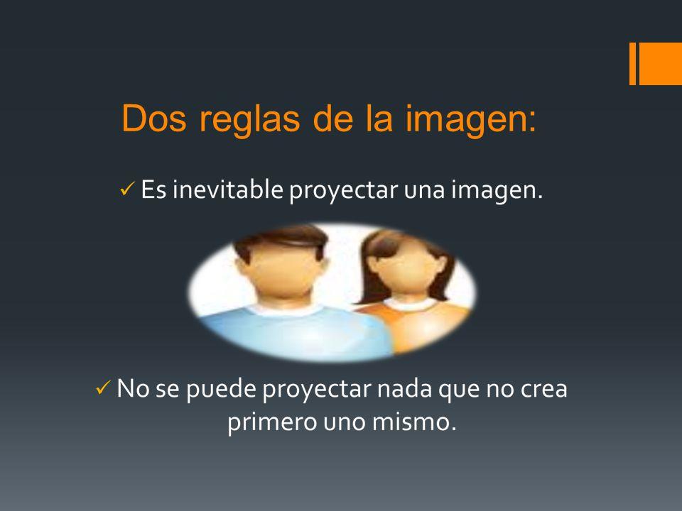 Dos reglas de la imagen: