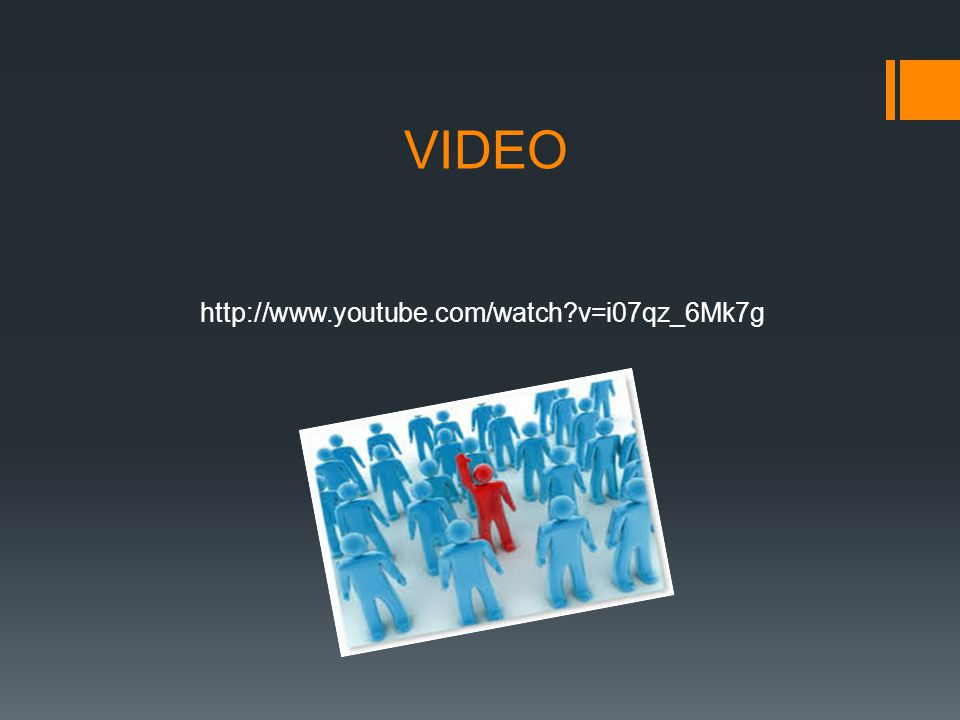 VIDEO http://www.youtube.com/watch?v=i07qz_6Mk7g