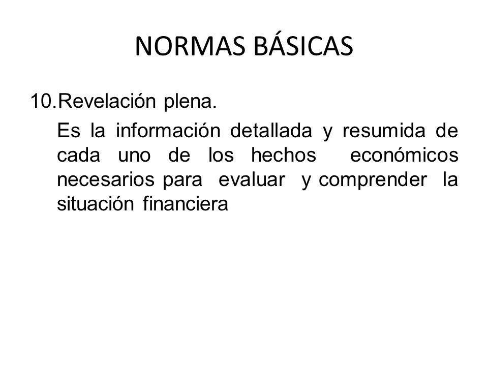 NORMAS BÁSICAS 8.Asociación.