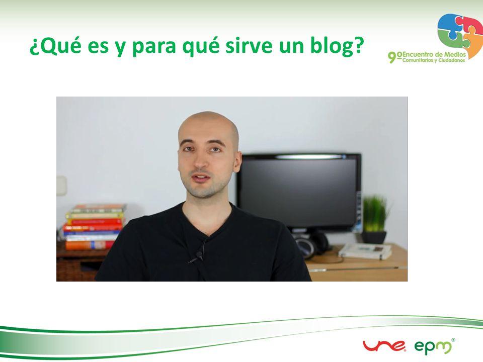 ¿Qué es y para qué sirve un blog