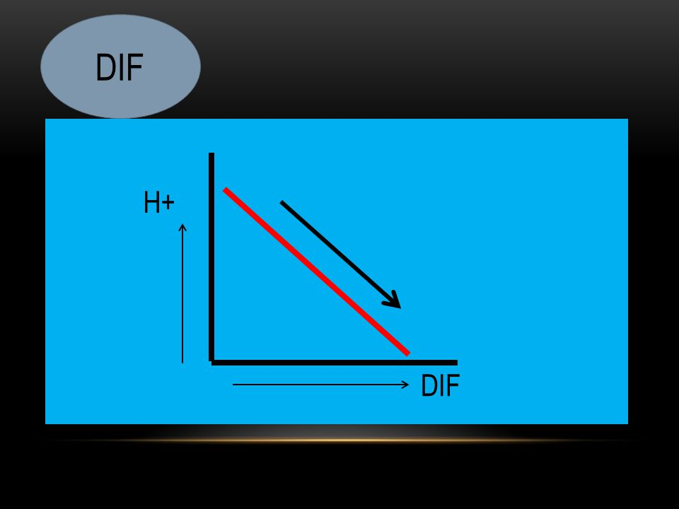 H+ DIF