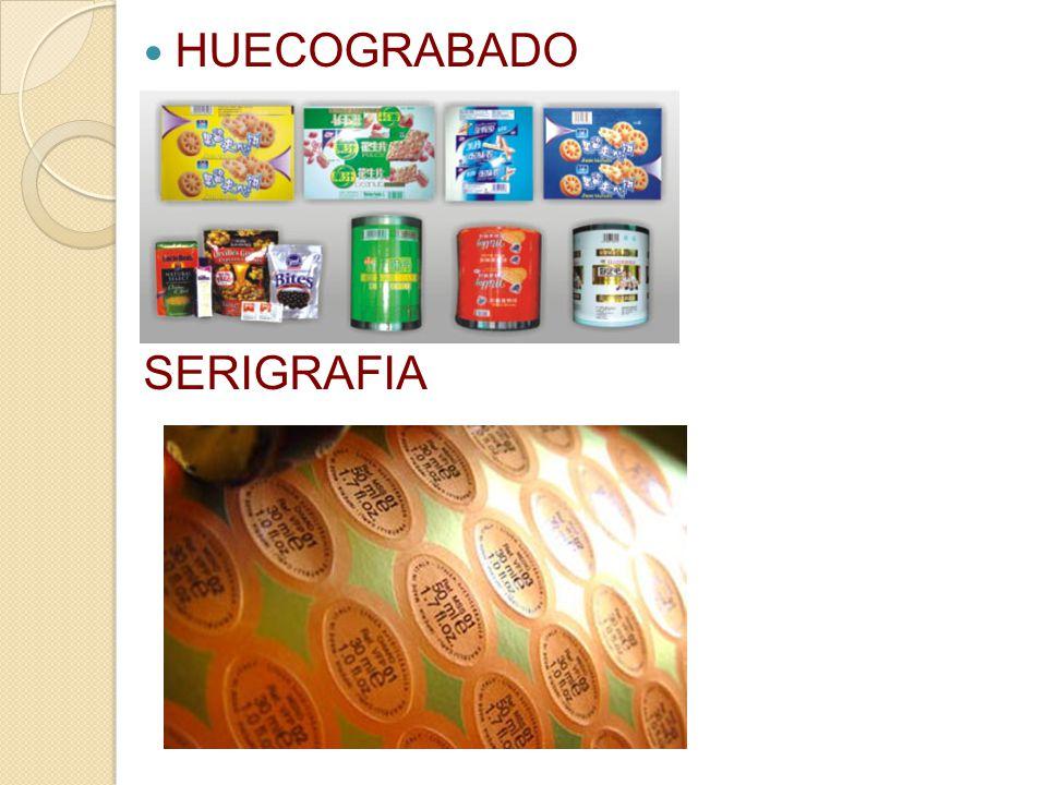 HUECOGRABADO SERIGRAFIA