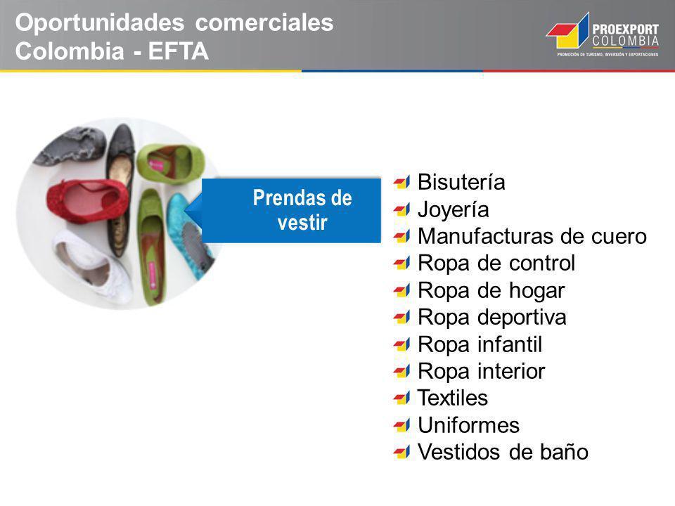 Prendas de vestir Bisutería Joyería Manufacturas de cuero Ropa de control Ropa de hogar Ropa deportiva Ropa infantil Ropa interior Textiles Uniformes