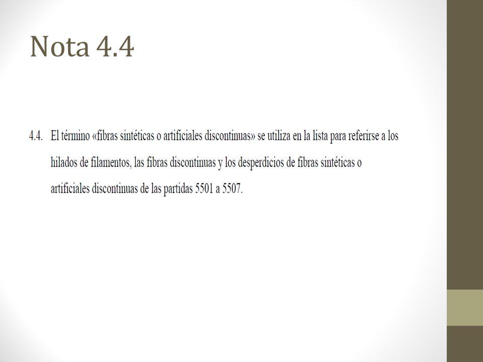 Nota 4.4