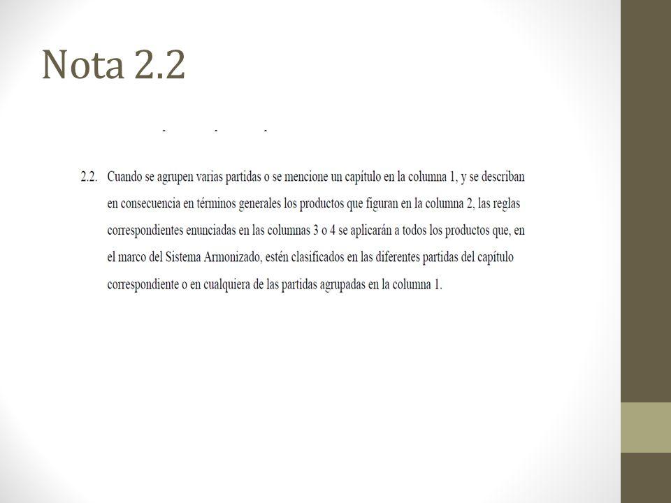 Nota 2.2