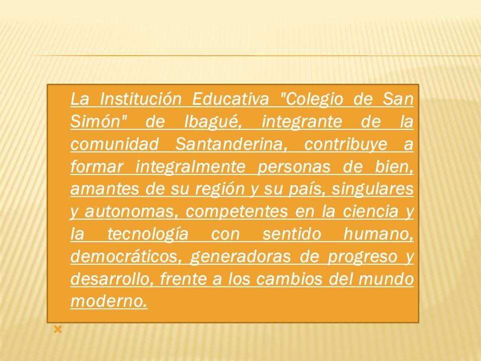 La Institución Educativa