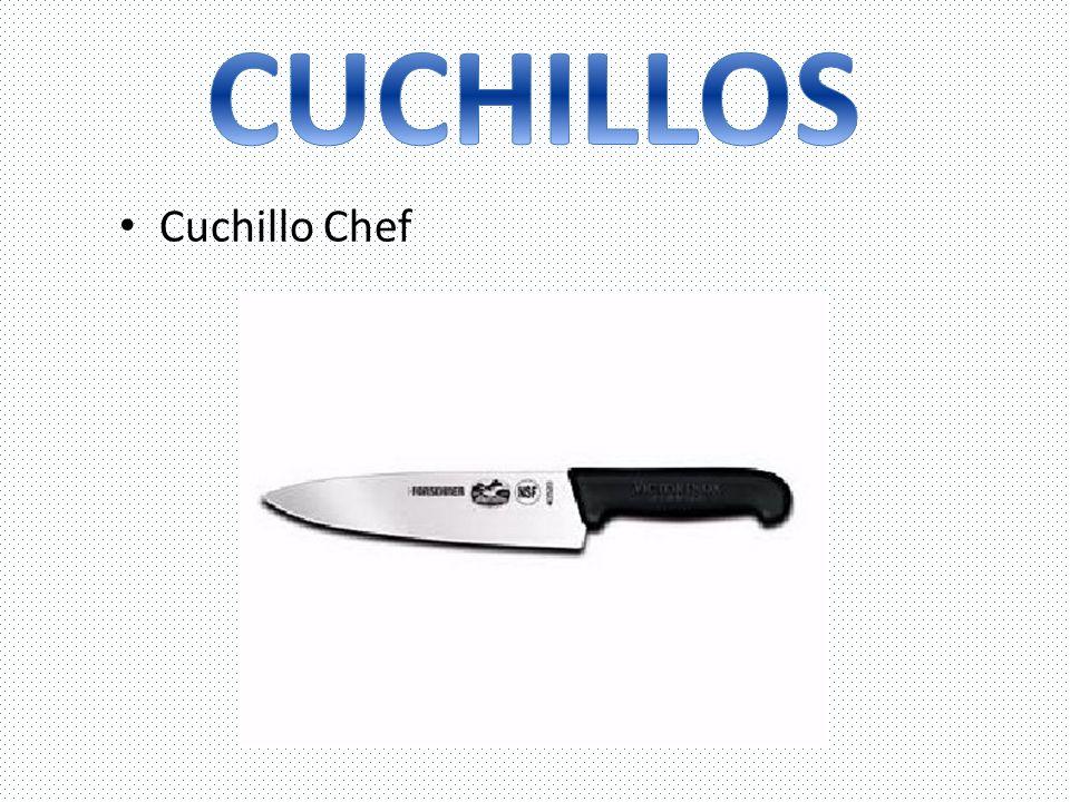 Cuchillo para picar