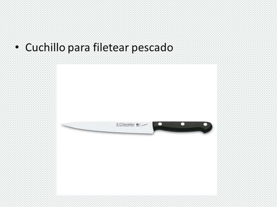 Cuchillo para jamón