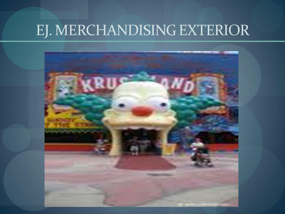 MERCHANDISING INTERIOR MERCHANDISING Merchandising Interior.