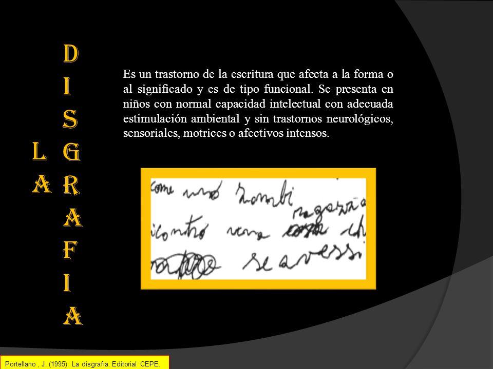 El aprendizaje de la escritura, requiere una maduración previa de determinadas instancias neurobiopsicoafectivas en el niño. La enseñanza sistemática