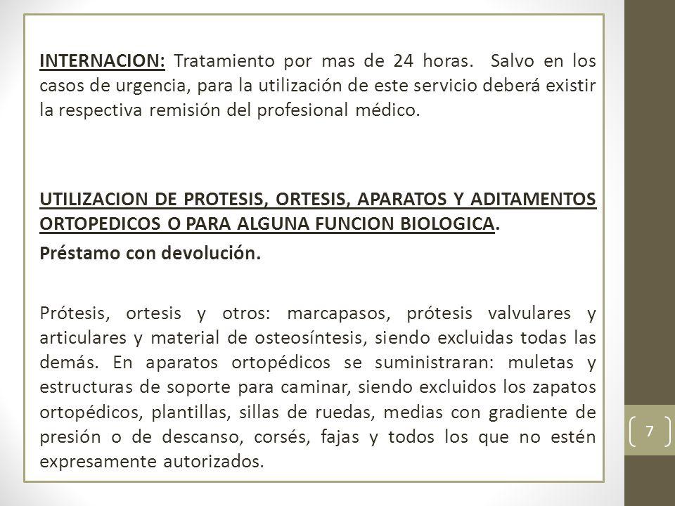 FORMULACION Y DESPACHO DE MEDICAMENTOS.