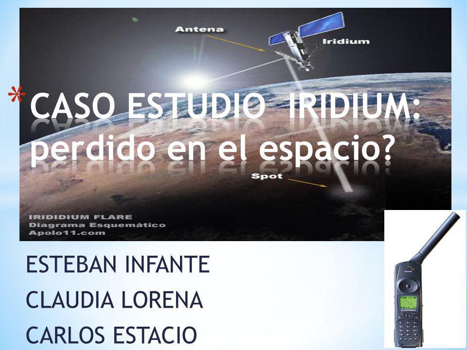 ESTEBAN INFANTE CLAUDIA LORENA CARLOS ESTACIO
