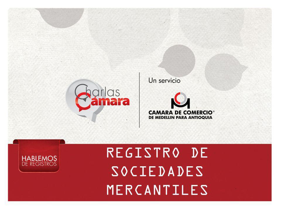 REGISTRO DE SOCIEDADES MERCANTILES