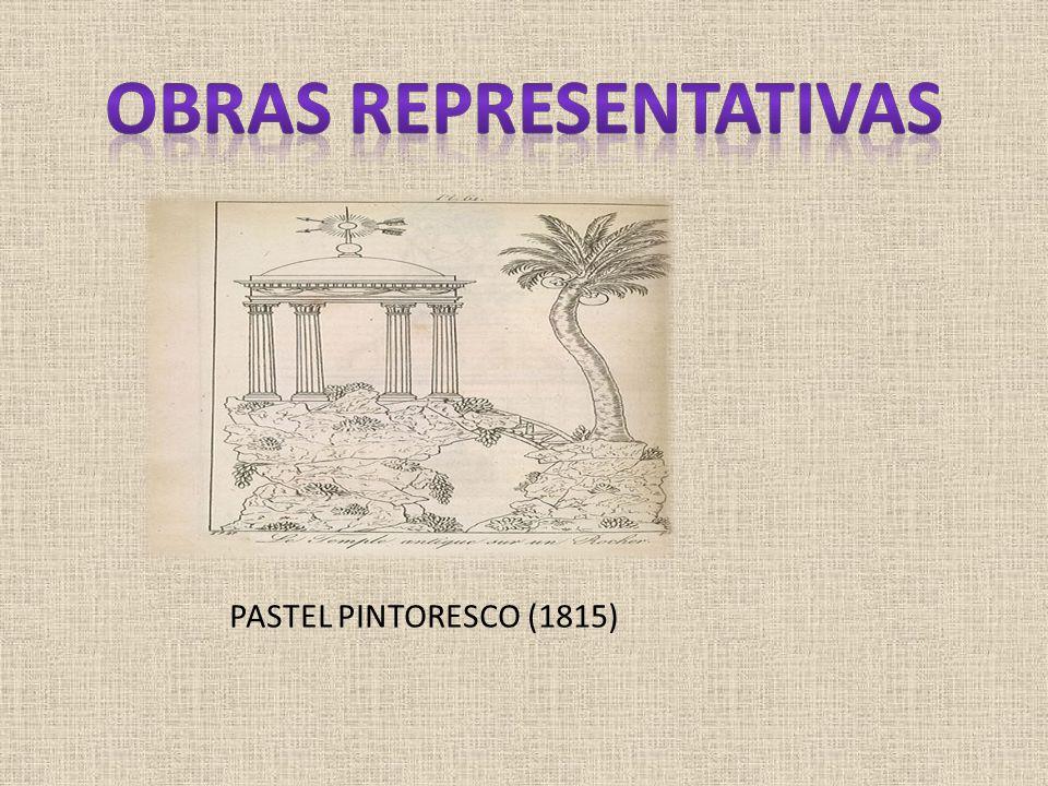 PASTEL PINTORESCO (1815)
