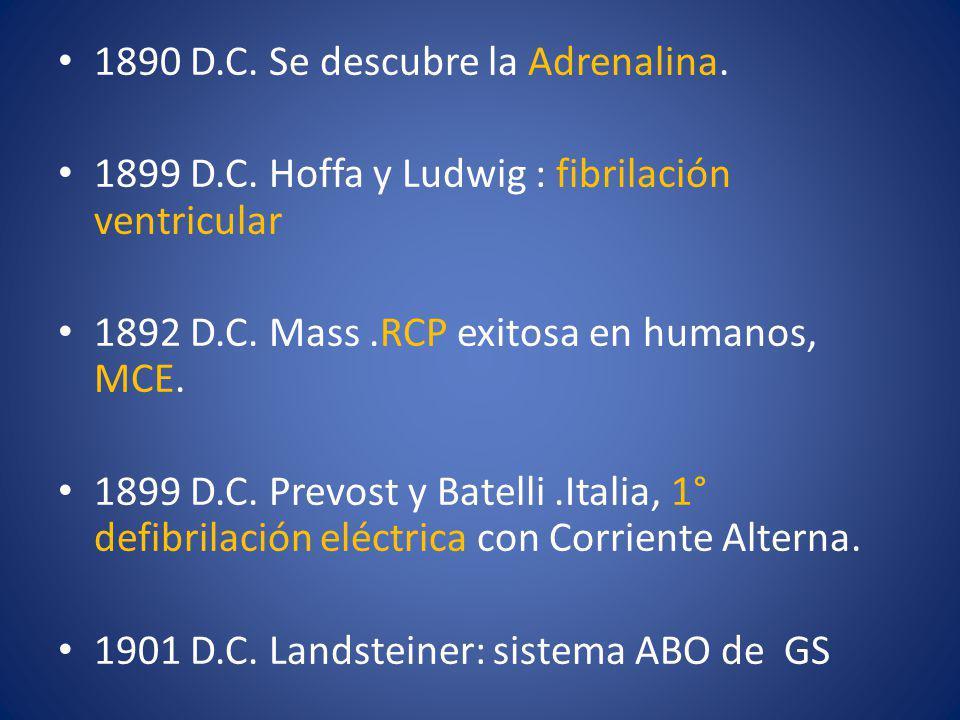 26-agosto 1952 Hospital Blegdam /Copenhague 1 paciente 1400 estudiantes medicina VPP 24 hr misma zona hospital Disminución Mortalidad de 80% a 23% a 100 días SXX POLIO