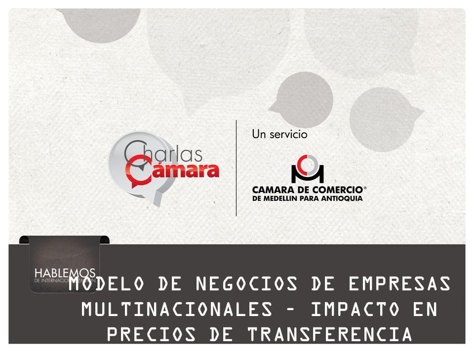 Aliado en conocimiento: MODELO DE NEGOCIOS DE EMPRESAS MULTINACIONALES – IMPACTO EN PRECIOS DE TRANSFERENCIA