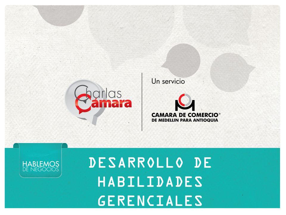 DESARROLLO DE HABILIDADES GERENCIALES