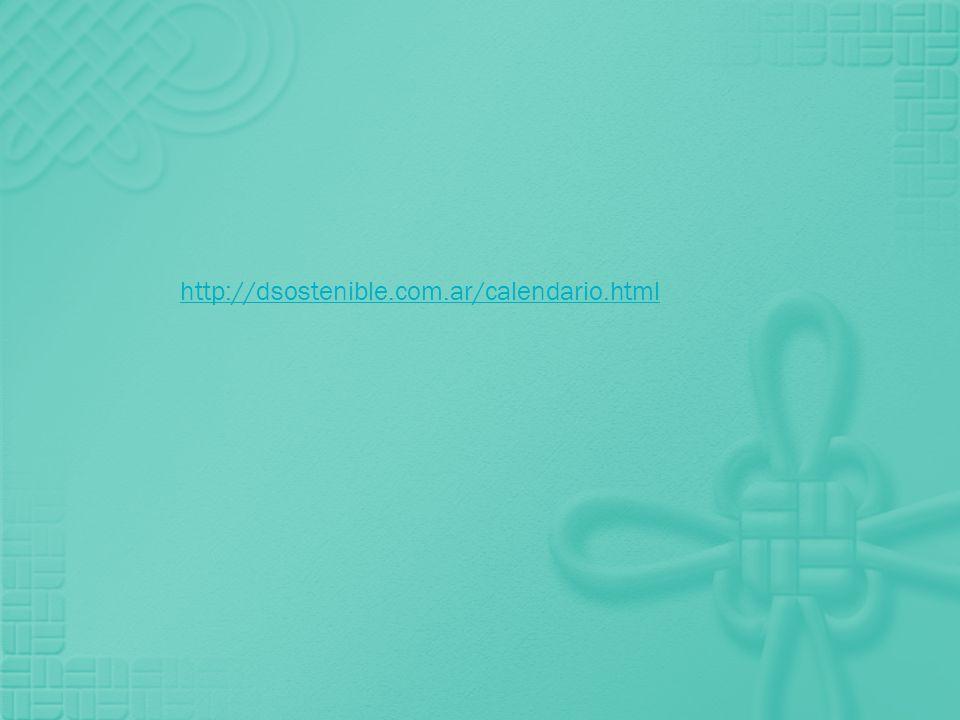 http://dsostenible.com.ar/calendario.html