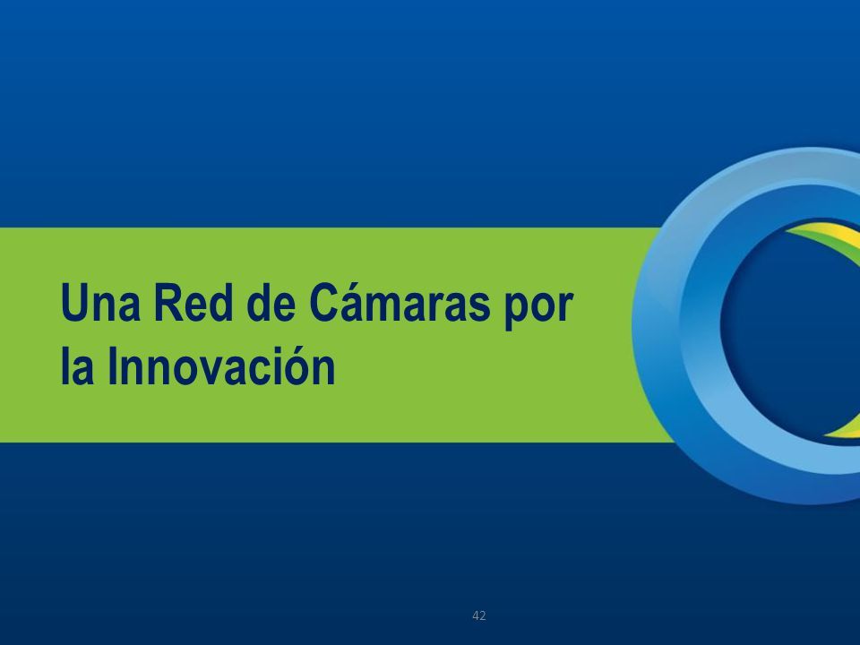 Una Red de Cámaras por la Innovación 42