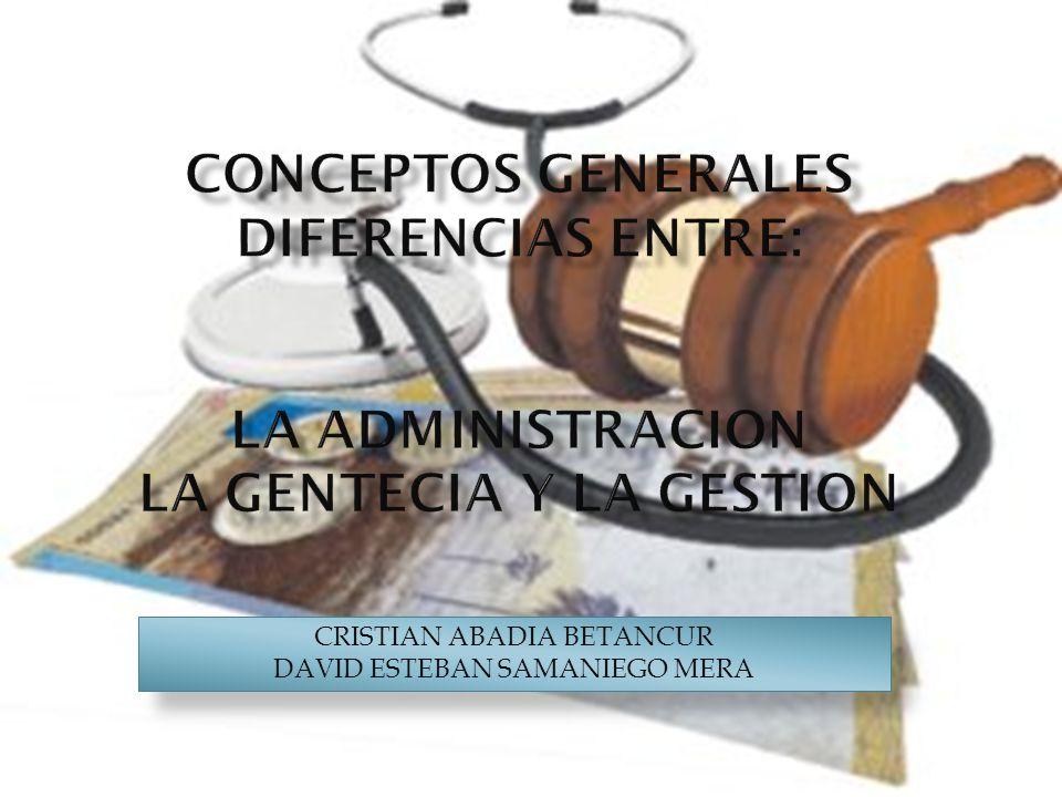 Implica motivación y desarrollo personal para la contribución del primer orden al logro de los objetivos estratégicos de la organización.