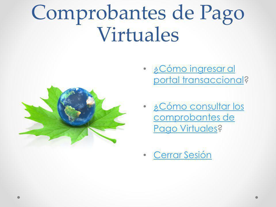 Nota: Se recomienda el acceso a través de Internet Explorer.